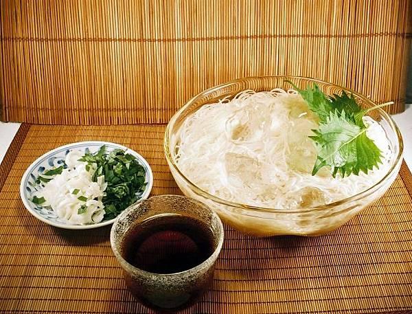 日式冰水涼麵