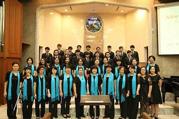 長老教會節慶之聲合唱團