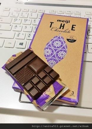 明治 THE 巧克力