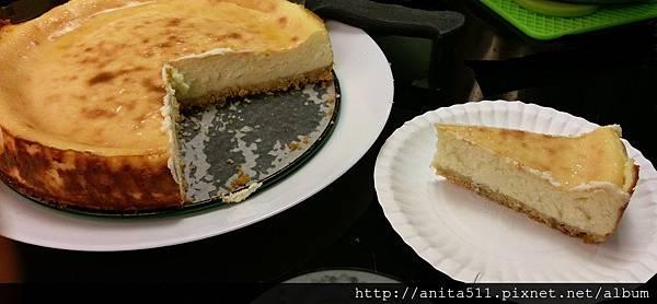 烤優格起司蛋糕