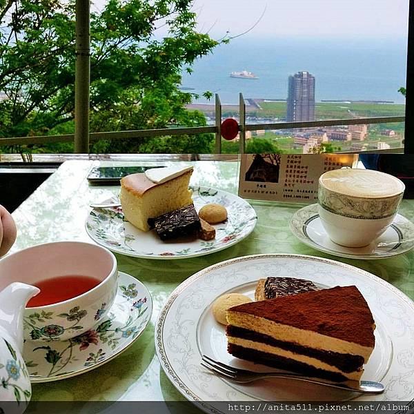 頭城平湖園庭園咖啡