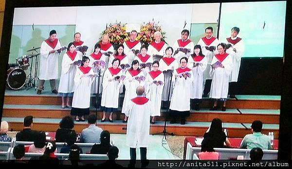 為耶穌歌唱-忠勇教會詩班
