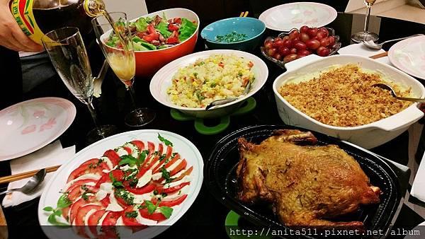 感恩節快速晚餐