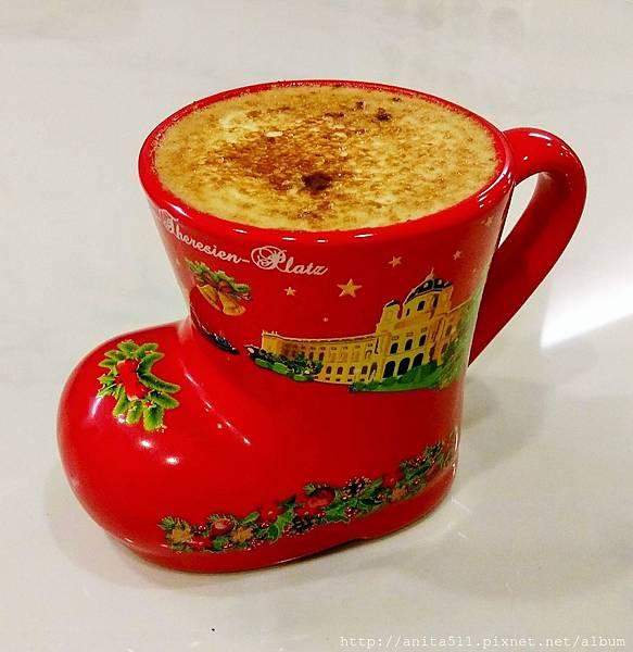 蘋果肉桂 café