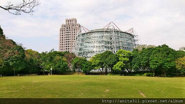 台中科博館植物園
