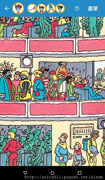 威利在哪裡--Where's Wally