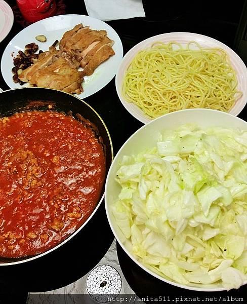 鹽拌高麗菜