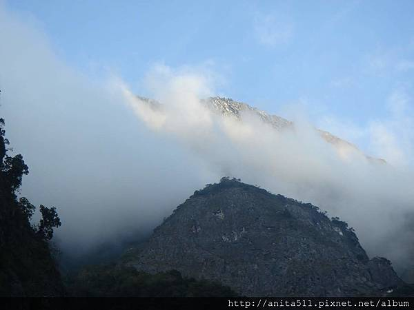 花東的山脈