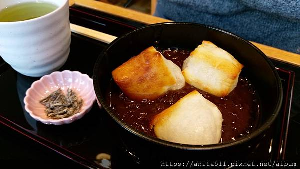 木村屋麻糬紅豆湯