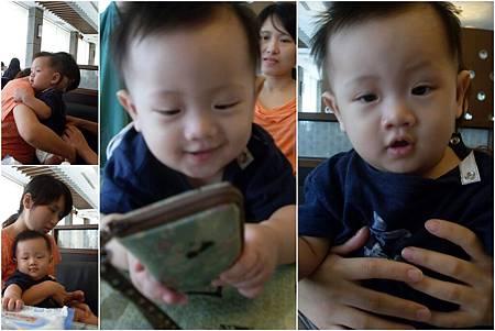 20110911[寶兒九個月]TINA一家@彰化人文風尚咖啡館1.jpg