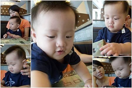 20110911[寶兒九個月]TINA一家@彰化人文風尚咖啡館2.jpg
