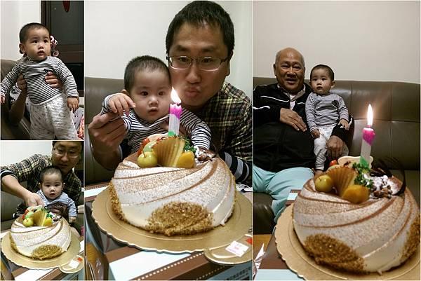20160226-0229丞丞滿週歲+阿姨台中玩美術館+南屯老街
