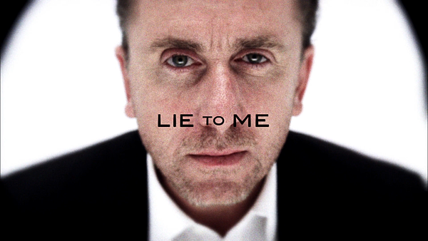 Lie To Me - Tim Roth