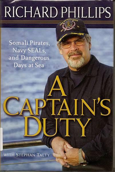 改編自A Captain's Duty:Somali Pirates, Navy SEALS, and Dangerous Days at Sea