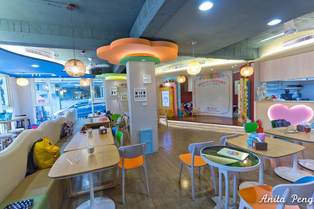 親子故事餐廳館