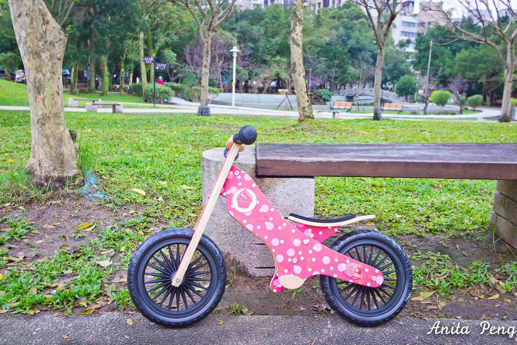 Kinderfeets滑步車,可樂娜