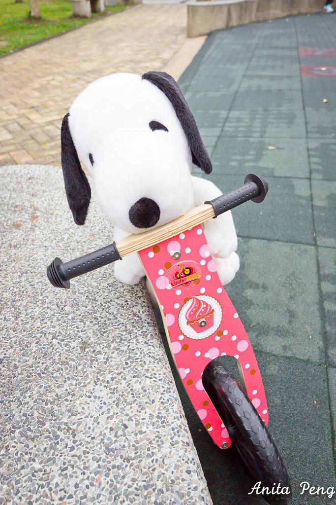 Kinderfeets滑步車,SNOOPY