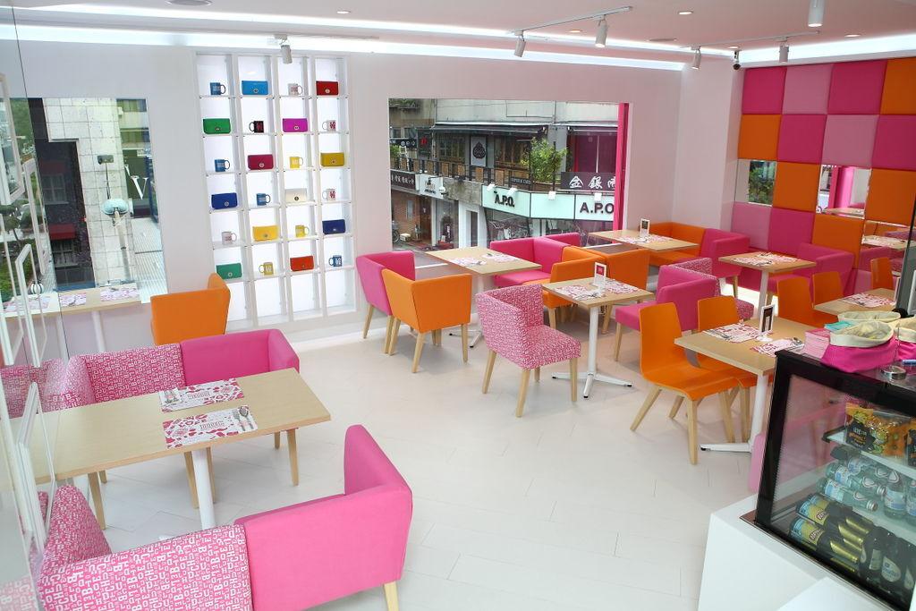 DDC CAFE-2樓餐廳景觀