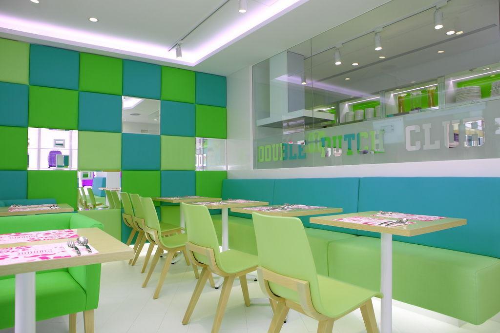 DDC CAFE-3樓餐廳景觀