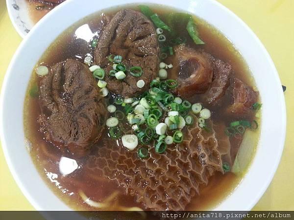 牛三寶麵 ( 料超多的 )