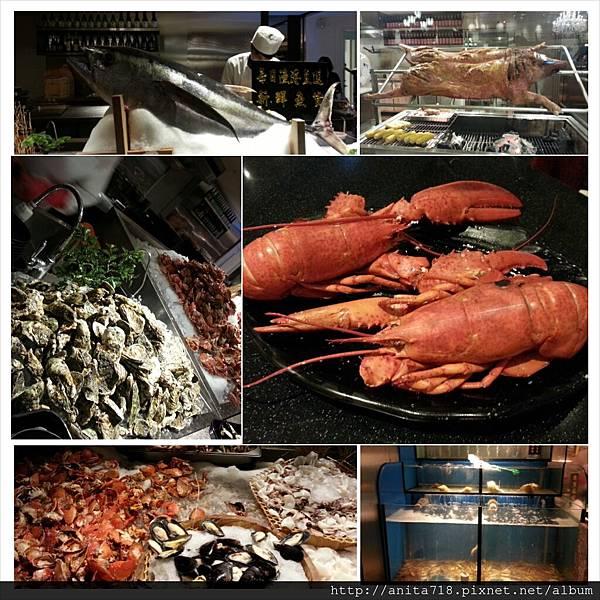 很多食材講究新鮮,現撈現煮現剖
