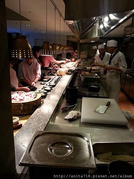 現烤魷魚 各式肉串