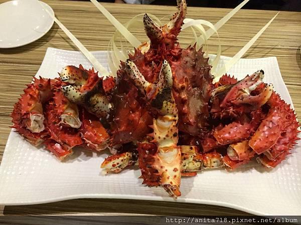 日本四大蟹之一,花笑蟹