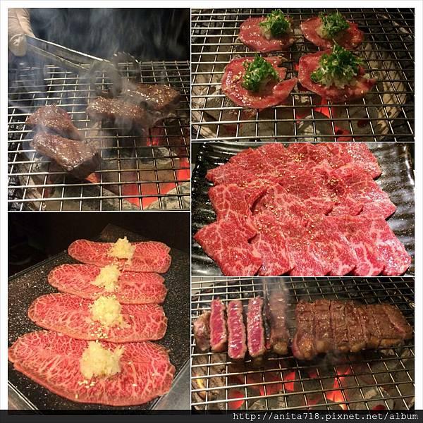大腕燒肉,極致美味~
