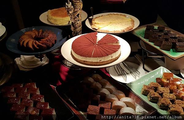 蛋糕很誘人啊
