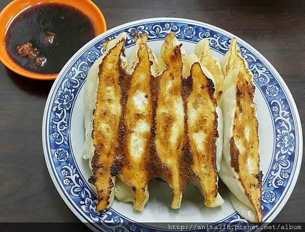 韭黃鍋貼2