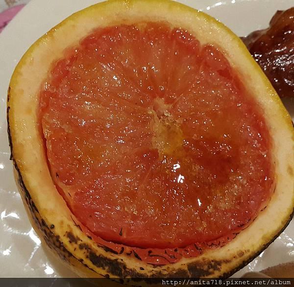 白蘭地葡萄柚