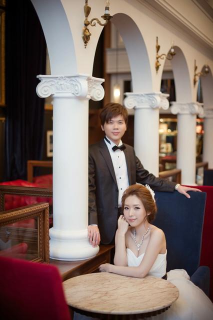 [分享] 台中林薇婚紗-美式鄉村+韓式+雜誌風格婚紗照 - 看板 …_插圖