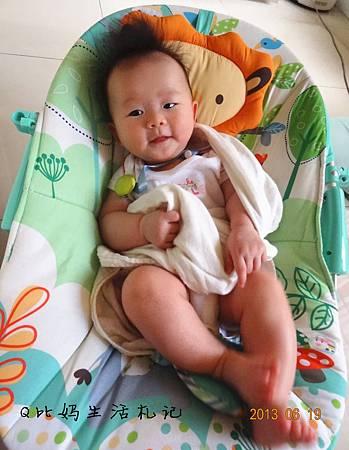 小獅王安撫躺椅7