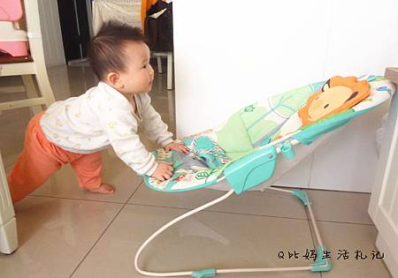 小獅王安撫躺椅10