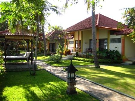 傳統峇里島式的建築