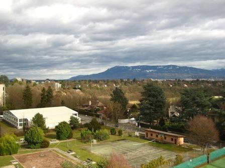 我們住的Cité Universitaire de Genève