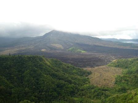 Mount Batur巴度火山