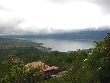 Danau Batur巴度湖