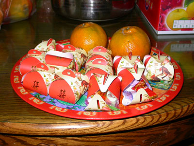 祭祖用喜糖