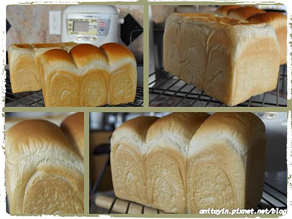 20130116-toast making by bread maker