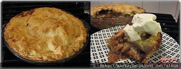 Apple pie-2009
