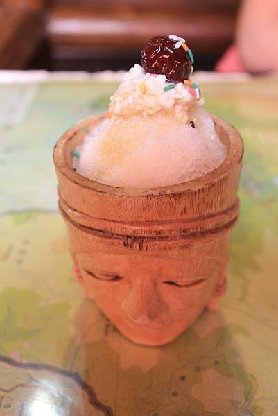 牡丹山莊酒釀剉冰