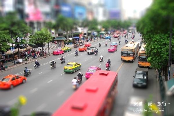 泰國 模型 移軸鏡 tilt shift maker