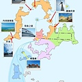 澎湖,澎湖花火節,澎湖地圖