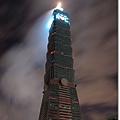 台北,101煙火,跨