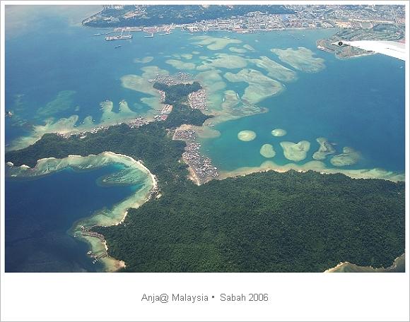 馬來西亞 沙巴 │ 初抵。