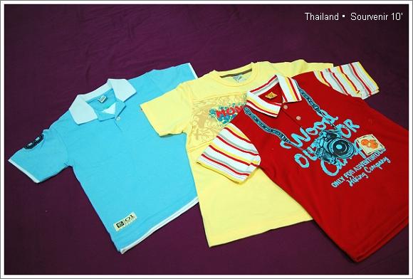 泰國 購物 兒童T恤