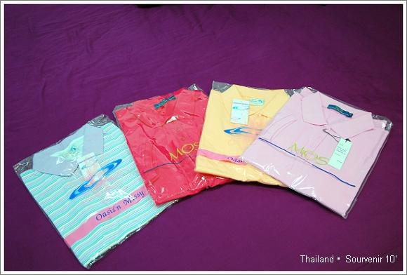 泰國 購物 Polo衫