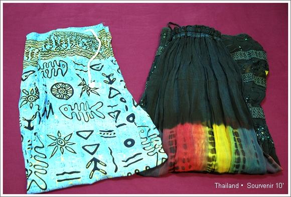 泰國 購物 民族風服飾