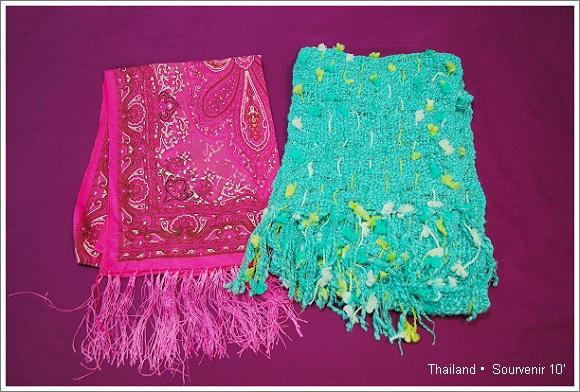 泰國 購物 圍巾